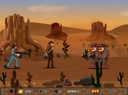 Shooting-game-with-a-cowboy