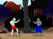Jeu-de-kick-boxing