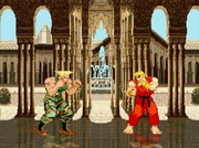 Juego-multijugador-de-street-fighter